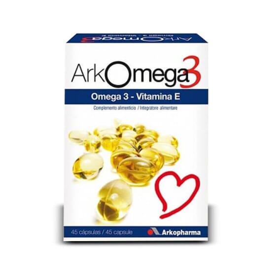 Arkomega 3 cuida do teu coração!