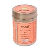Mascara Facial De Rosa  50g de Khadi