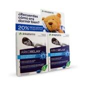 Arkorelax Sommeil Réparateur favorise un sommeil réparateur.