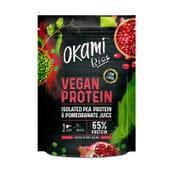 Vegan Protein Ervilha e Romã  500g de Okami  Bio