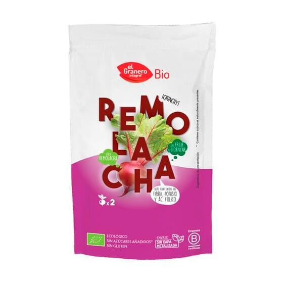 Remolacha Snack Bio 30g de El Granero Integral