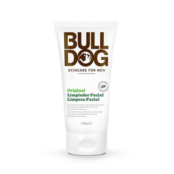 Le Nettoyant Visage Bulldog Original ne contient pas des colorants ni parfums synthétiques.