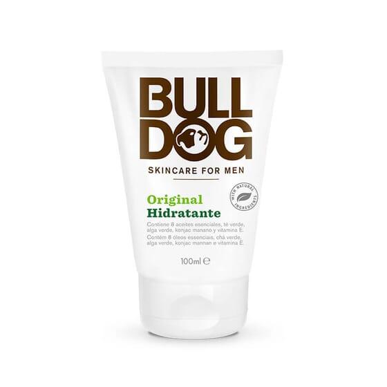 Bulldog Original Crème Hydratante ne contient pas de colorants ni parfums synthétiques.