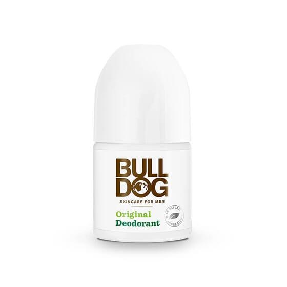 Bulldog Original Déodorant ne contient pas des colorants ni parfums synthétiques.