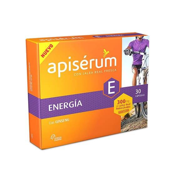 Apisérum Énergie Ginseng optimise votre journée.