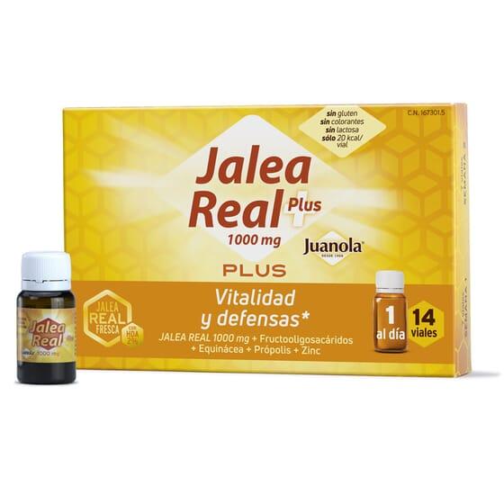 Juanola Gelée Royale Plus - Retrouvez votre vitalité !