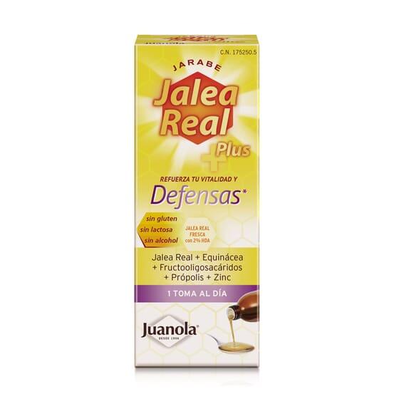 Juanola Gelée Royale Défenses Plus renforce vos défenses de façon naturelle.