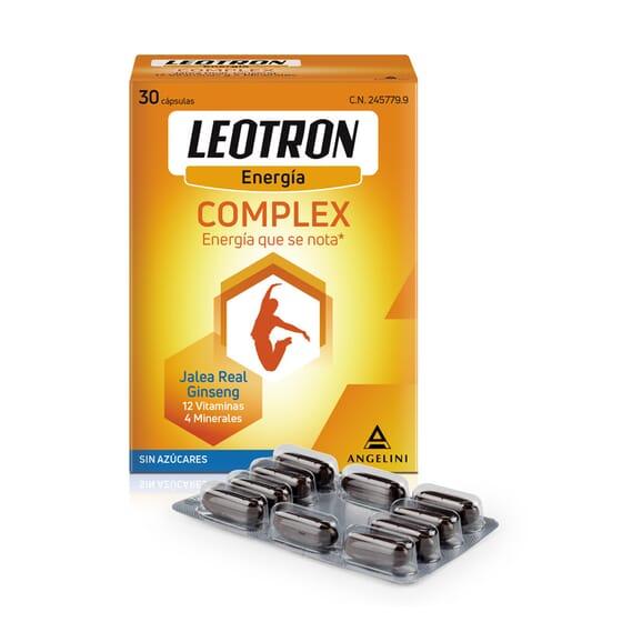 Essayez Leotron Complex pour vous recharger en énergie et en vitalité lorsque vous en avez besoi