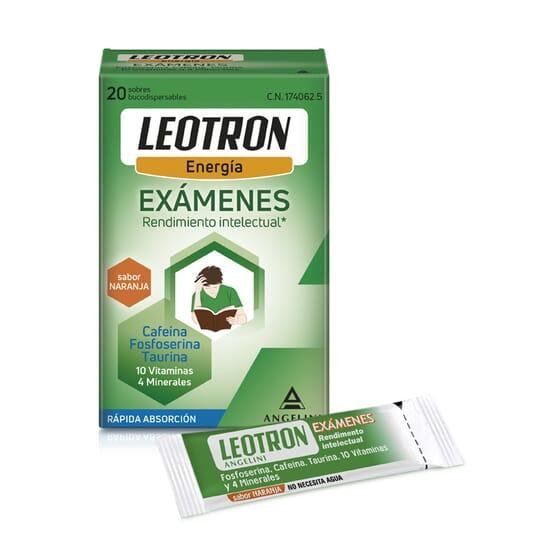 Découvrez les bienfaits de Leotron Examens pour mieux vous concentrer.