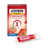 Découvrez Leotron Sport, le complément qui vous fournira de l'énergie rapidement à des moments s