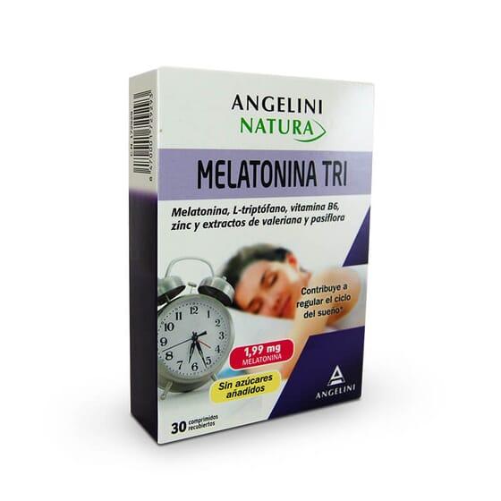 Mélatonine Tri a été spécialement conçu pour améliorer le repos nocturne.