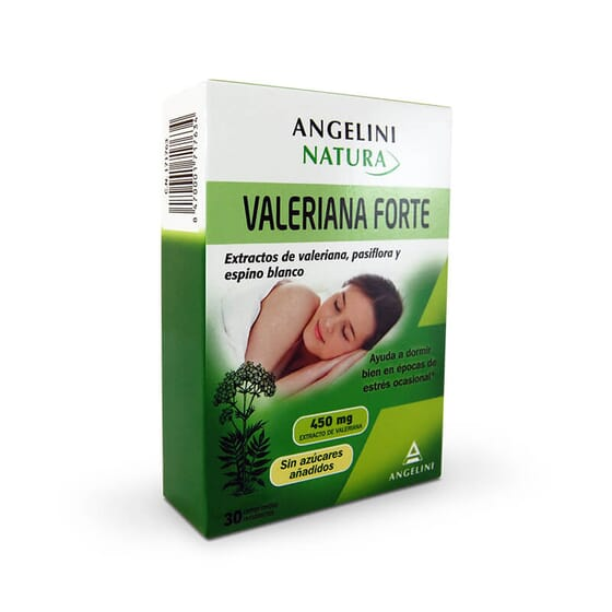 Valériane Forte a été spécialement conçu pour améliorer le repos nocturne.
