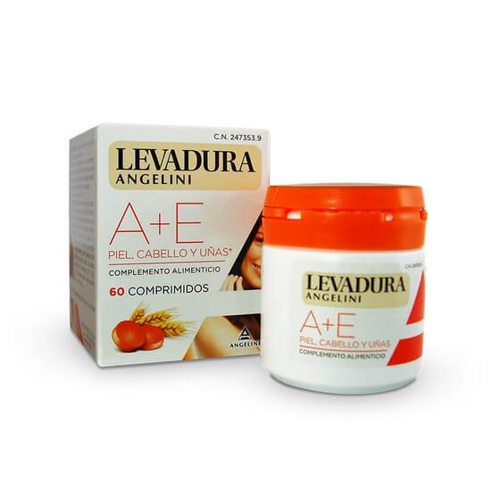 La Levure A+E améliore l'aspect de vos cheveux, de vos ongles et de votre peau.