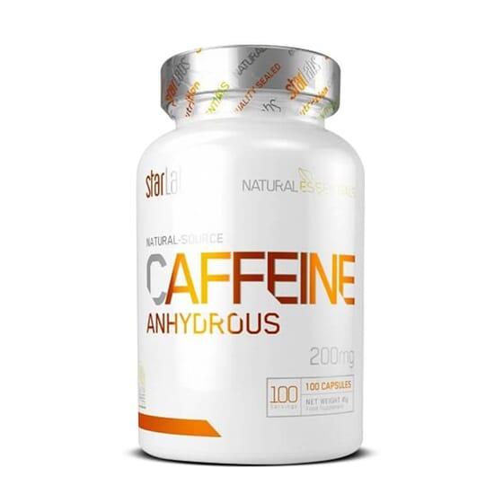 Rendez vos entraînements plus intenses avec Caffeine Anhydrous de Starlabs Nutrition.