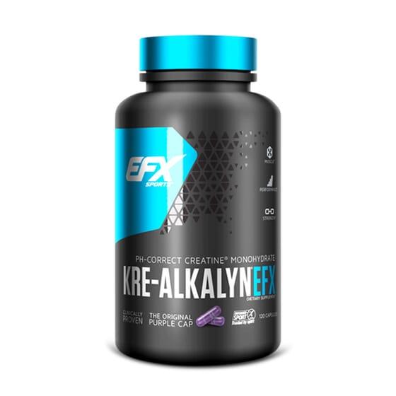 Potencia tu fuerza en el gimnasio con Kre-Alkalyn EFX.