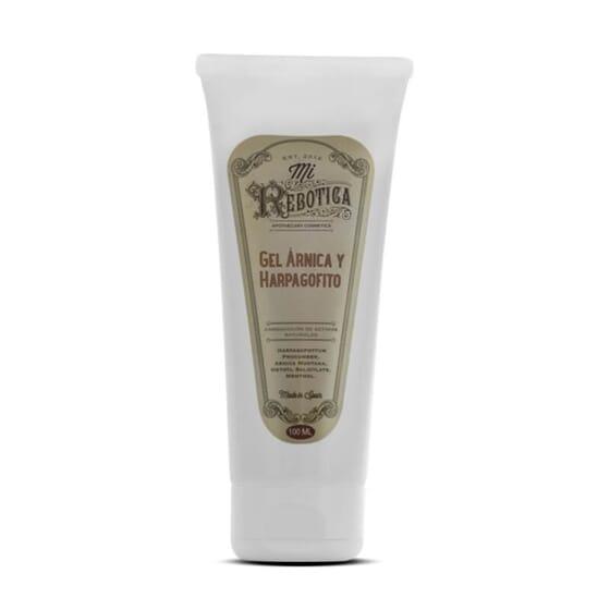 Gel Arnica et Harpagophytum est un gel de massage anti-inflammatoire et apaisant.