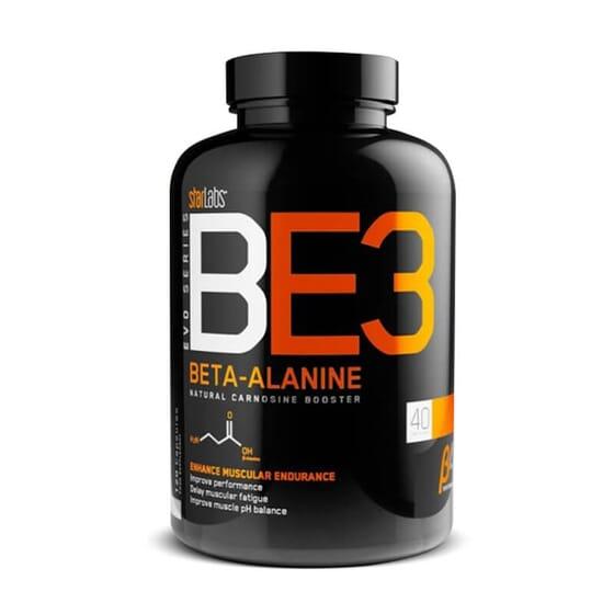 Réduisez la fatigue et optimisez vos entraînements avec BE3 Bêta-Alanine.