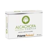 Alcachofa favorece la salud digestiva.