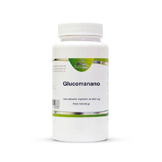 Glucomannane de Prisma Natural, une fibre naturelle qui rassasie votre appétit.