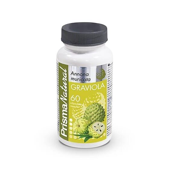 Graviola de Prisma Natural protège et augmente vos défenses.