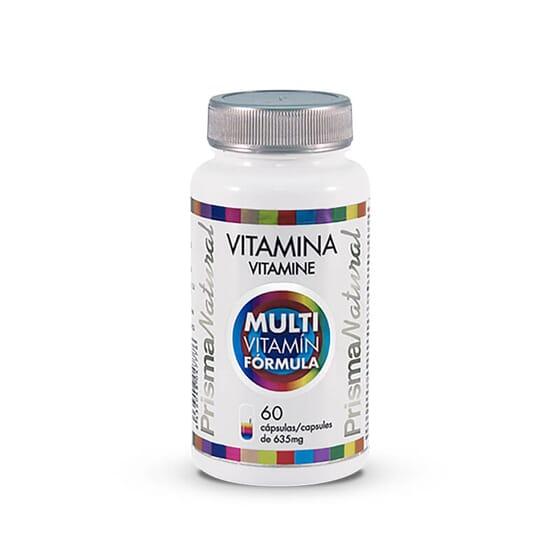 Avec Multi Vitamine Formule, vous vous sentirez bien au quotidien.