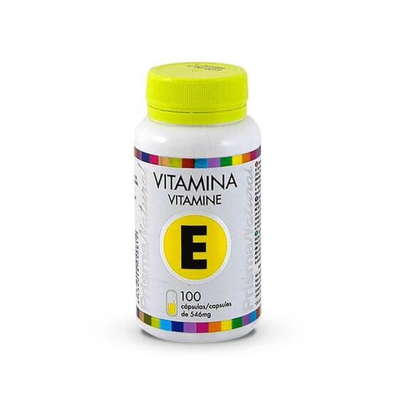 Con Vitamina E podrás proteger tu organismo de los radicales libres.