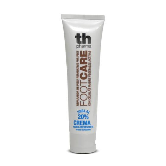 Avec Footcare Crème Hydro-Rafraîchissante, vous aurez des pieds parfaits.