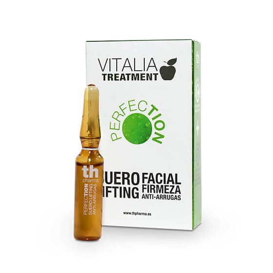 Essayez Vitalia Treatment Perfection Vitamine C pour donner un effet lifting à votre peau.