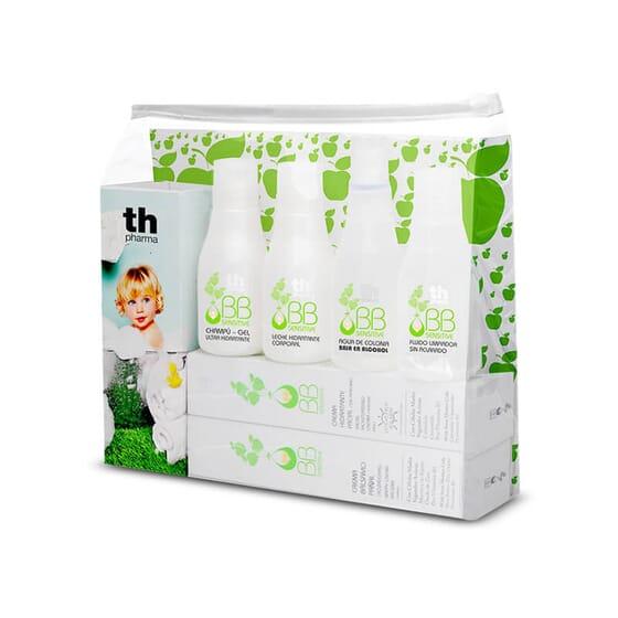 BB Sensitive Kit 6 Produits Miniatures prend soin de la peau de votre bébé.