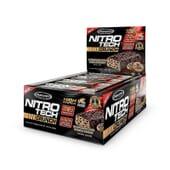NITRO TECH CRUNCH - MUSCLETECH - Barritas proteicas