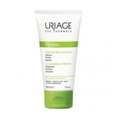 Hyséac Crema Limpiadora limpia suavemente la piel sensible con tendencia acneica.