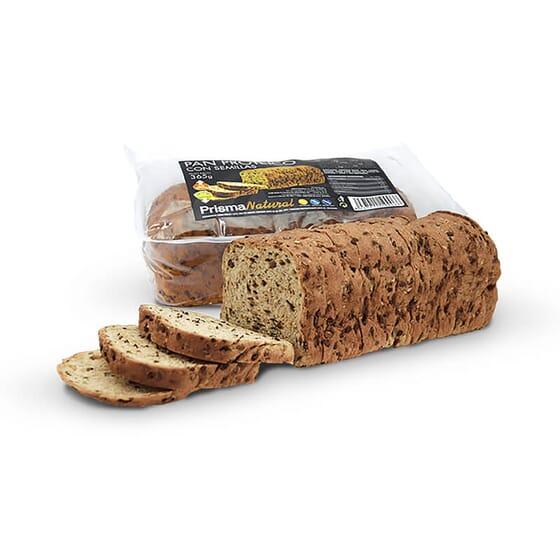 Profitez du pain avec le Pain Protéiné aux Graines de Prisma Natural.