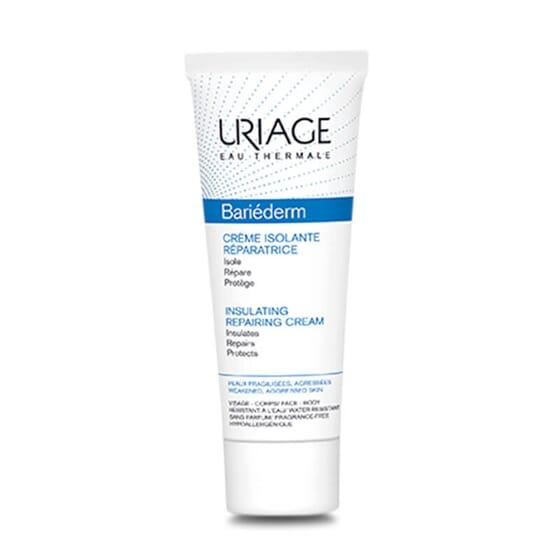 Bariéderm Crème Isolante Réparatrice est spéciale pour les peaux abimées.