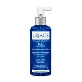 D.S. Loción Spray Calmante Regulador calma el picor del cuero cabelludo.