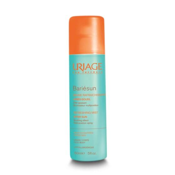 Bariésun Bruma Calmante Spray para el cuidado de la piel después del sol.
