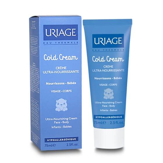 Cold Cream est une crème nourrissante et adoucissante.