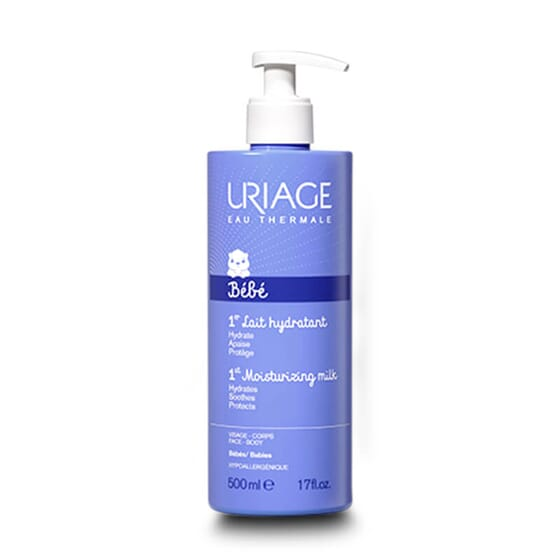 Premier Lait Hydratant est indiqué pour les peaux sensibles et délicates.