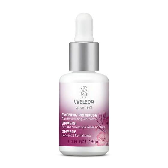 Élixir Redensifiant à l'Onagre hydrate et protection les peaux matures.