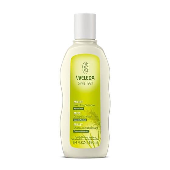 Soin naturel sans silicone pour les cheveux normaux. Arôme frais au pamplemousse et à la menthe.