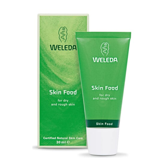 Skin Food Crème Nutritive pour la Peau est un traitement SOS pour visage et corps.