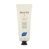 Phyto 7 Crema Giorno Idratazione E Lucentezza Capelli Secchi 50 ml di Phyto