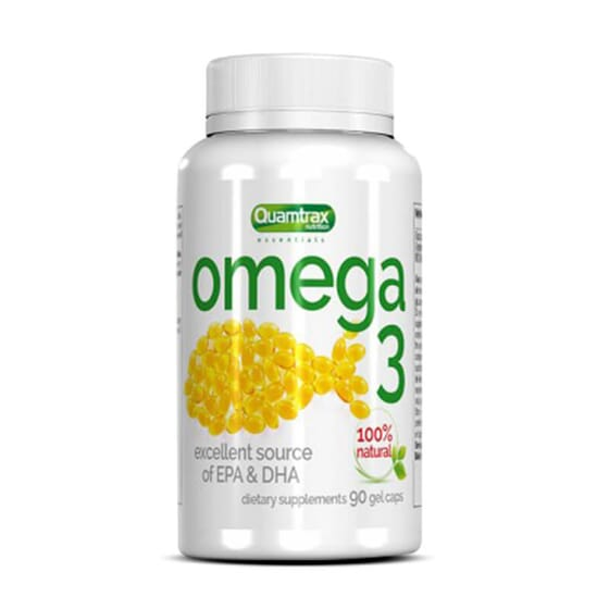 Fortalece tu corazón con Omega 3.