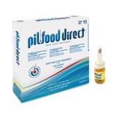 Pilfood Direct Traitement Antichute contribue à ralentir la chute des cheveux.