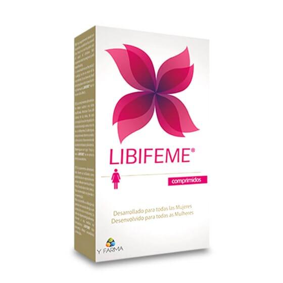 Libifeme augmente le plaisir pendant les rapports sexuels.