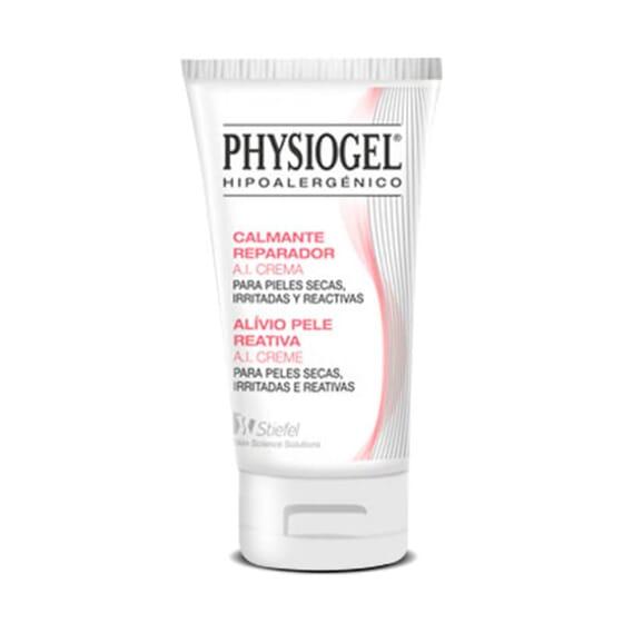 Physiogel A.I. Baume Intensif Régénérant hydrate et apaise la peau sèche.