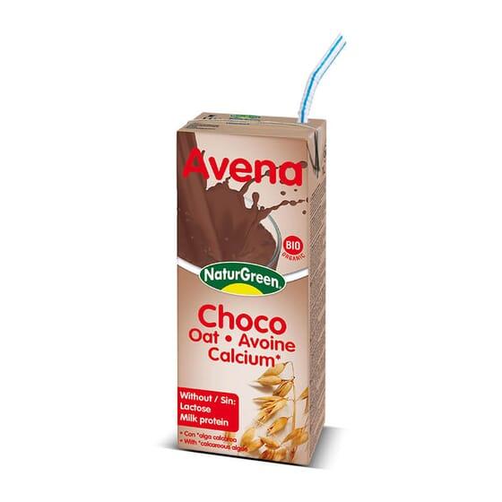 Bebida de Aveia Cacau Calcium Bio é uma bebida de aveia ecológica.