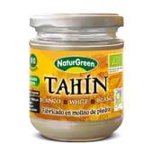 Tahín Puré de Sésamo Branco Bio não contém glúten nem lactose.