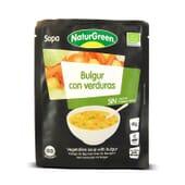 SOPA BULGUR CON VERDURAS BIO - NATURGREEN