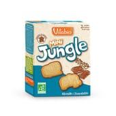 Vitabio Mini Jungle Biscuit Chocolate - Ricas galletas ecológicas