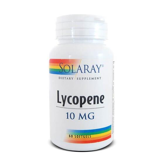 Lycopène 10 mg de Solaray contient seulement des matières premières cultivées de façon naturelle